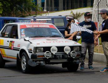 Anniversary Ke-20, SAR Speed Solo Helat City Rally & Meet Up 90's Car
