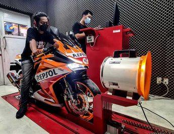 Serunya Dyno Battle #2 Yang Digelar Astra Motor Yogyakarta, Spesial Pecinta CBR Series